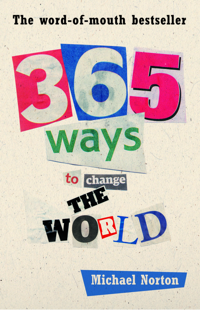 365 Ways to Change the World cover