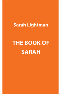 Lightman BOOKofSarah