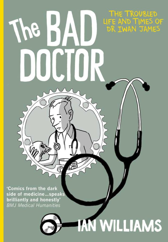 Bad Doctor cover