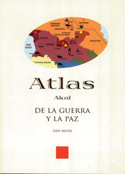 The Atlas of War and Peace Spanish Edition