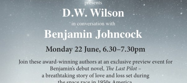 Pleasant News  Events  Myriad With Excellent Dw Wilson In Conversation With Benjamin Johncock At Waterstones Covent  Garden  With Archaic Garden Hand Rails Also Pughs Garden Centre Radyr In Addition Skip Hire Welwyn Garden City And Letter Garden Game As Well As Garden Water Pipe Additionally Indoor Garden Kit From Myriadeditionscom With   Excellent News  Events  Myriad With Archaic Dw Wilson In Conversation With Benjamin Johncock At Waterstones Covent  Garden  And Pleasant Garden Hand Rails Also Pughs Garden Centre Radyr In Addition Skip Hire Welwyn Garden City From Myriadeditionscom