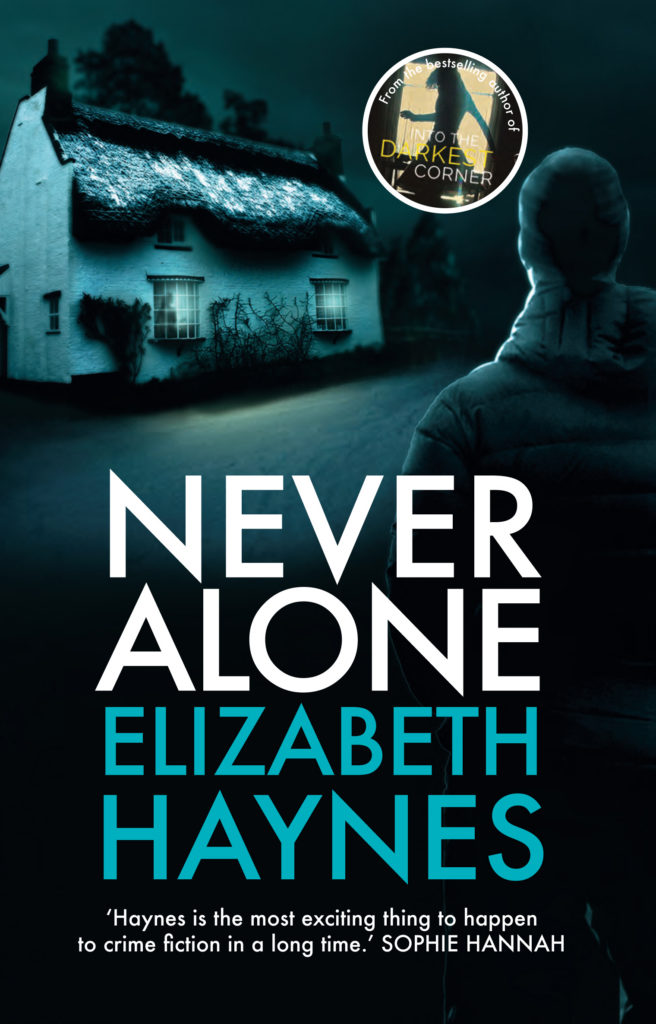 NEVER ALONE cover v9-front